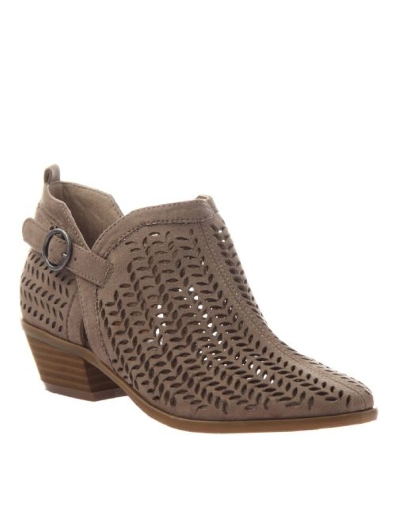 Consolidated Shoe Co. Tranquile Bootie Shoe By Madeline