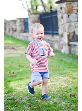 ACVISA Knit Jersey Shorts by Luigi
