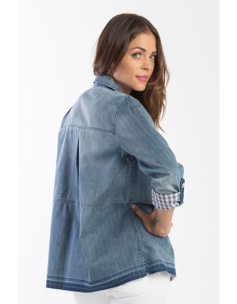 Dear John Denim Dana Relax Jean Jacket