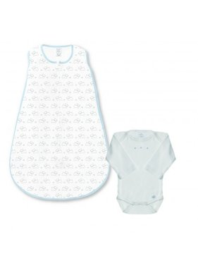 Swaddle Designs Zip Me Sack Tiny Doggie