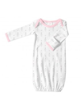 Swaddle Designs Nightgown Tiny Bunnie