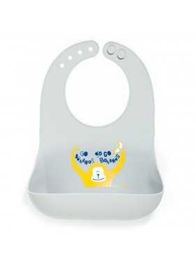 Bella Tunno Go Bananas Monkey Bib