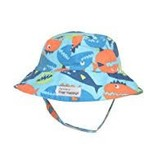 Flap Happy Crusher Hat w/Neck Strap