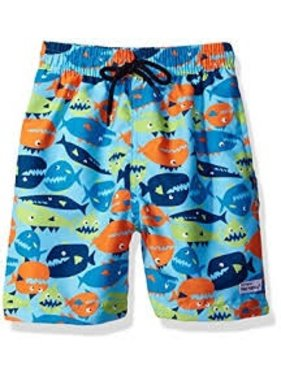 Flap Happy Swim Trunks