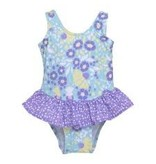 Flap Happy Skirted swimsuit