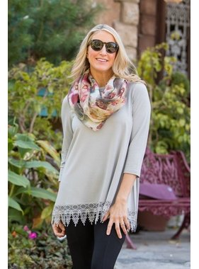 Mountain Mamas Lacey Essential Tunic by Mountain Mamas