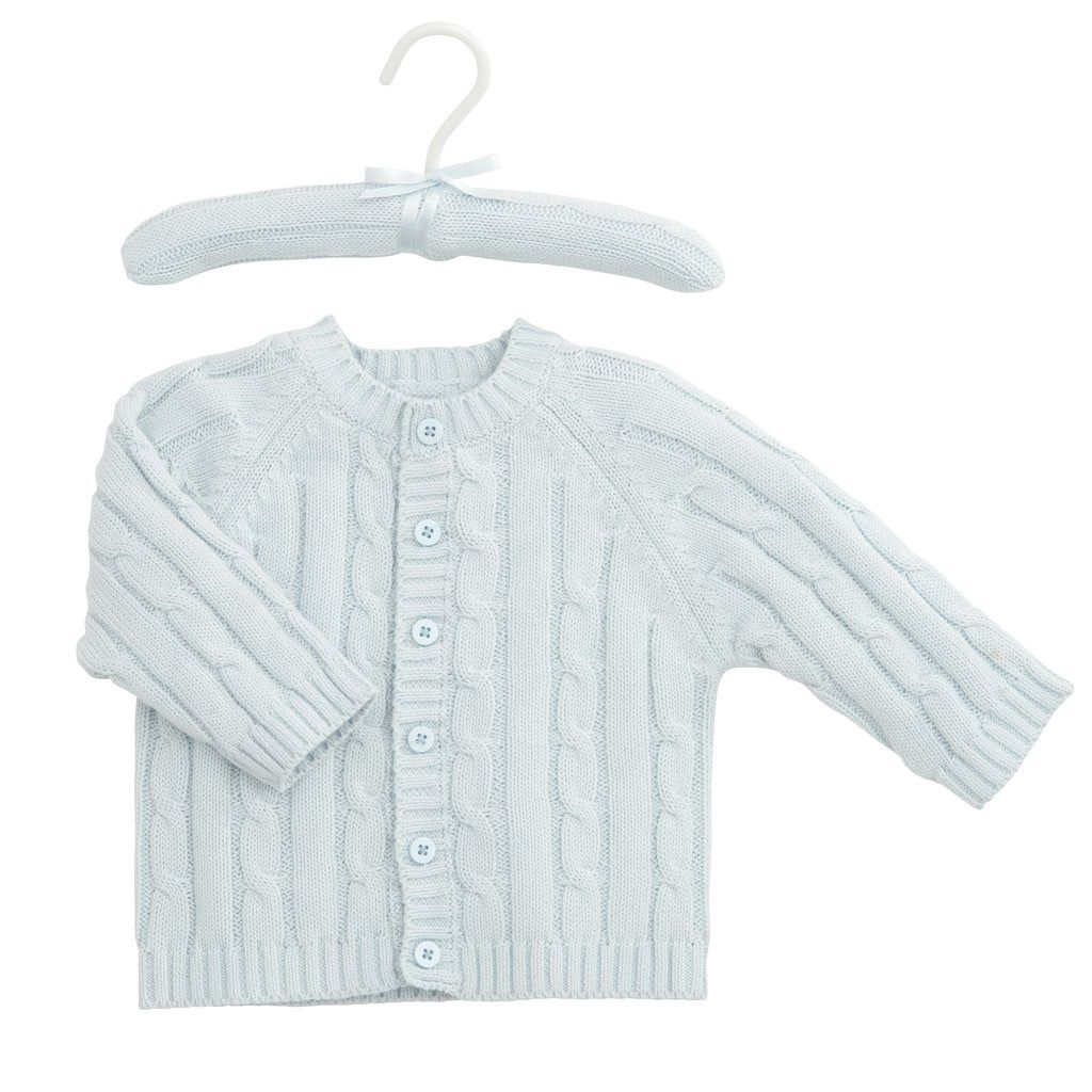 Elegant Baby Classic Cable Sweater by Elegant Baby