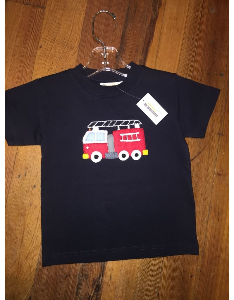 ACVISA Fire truck shirt