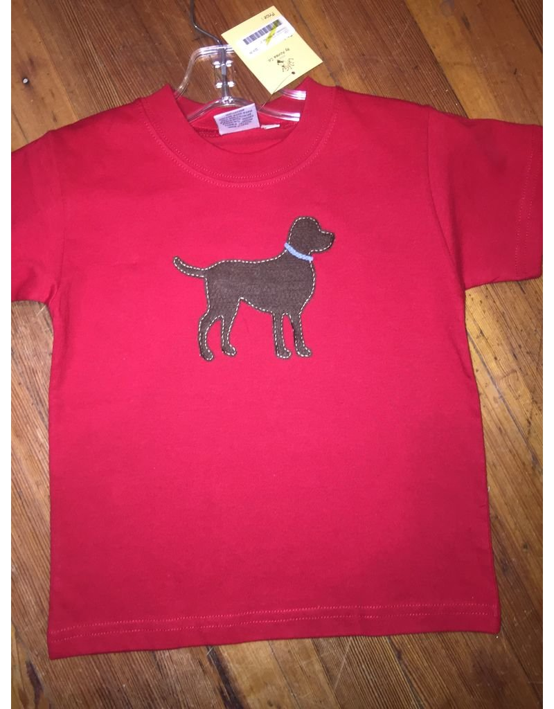 ACVISA Chocolate Lab Shirt
