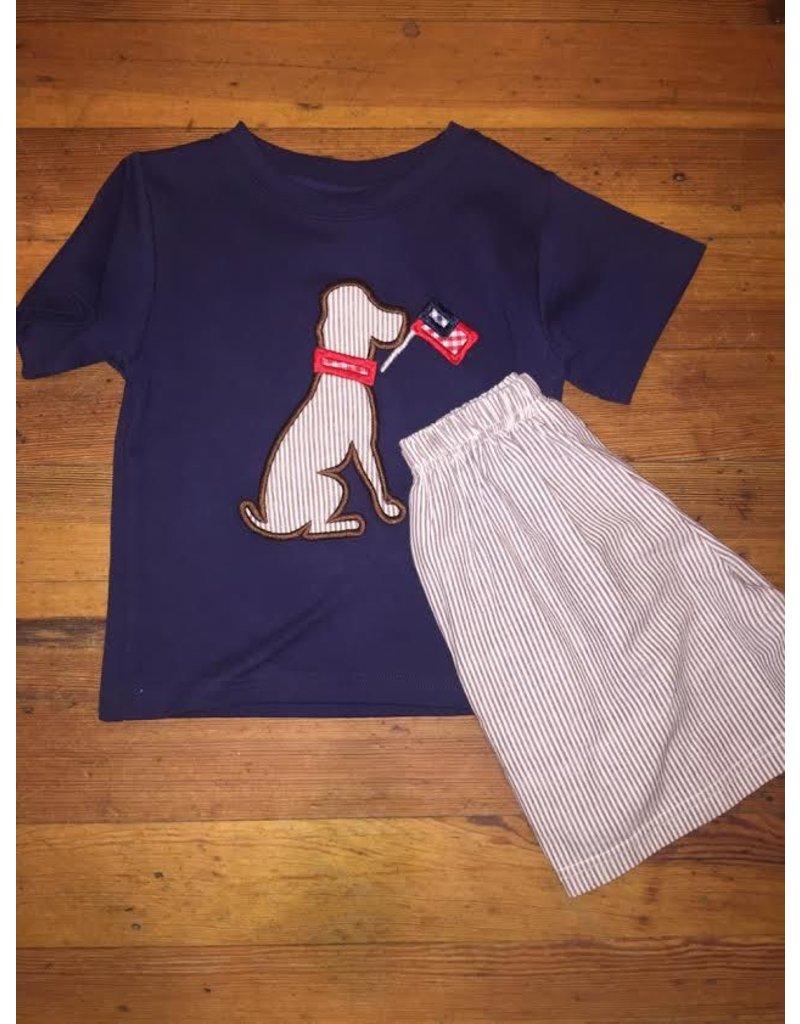 Dog Shortset