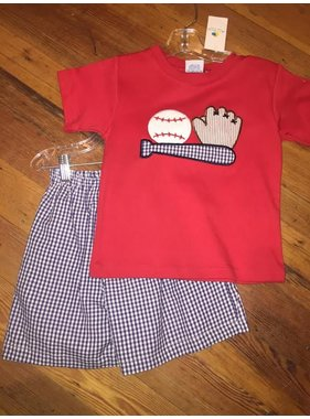 Short and Shirt set by Ada Tada
