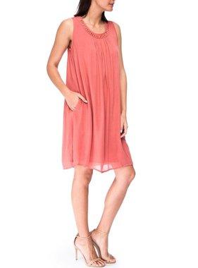 Crew Knit Wear LLC Crochet Terracotta Dress