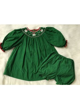 Renzo Christmas Dress by Petit Ami