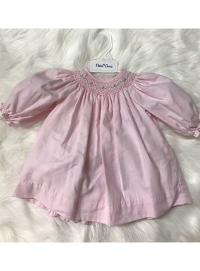 Renzo Smocked Dress
