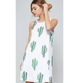 promesa usa Cactus Dress
