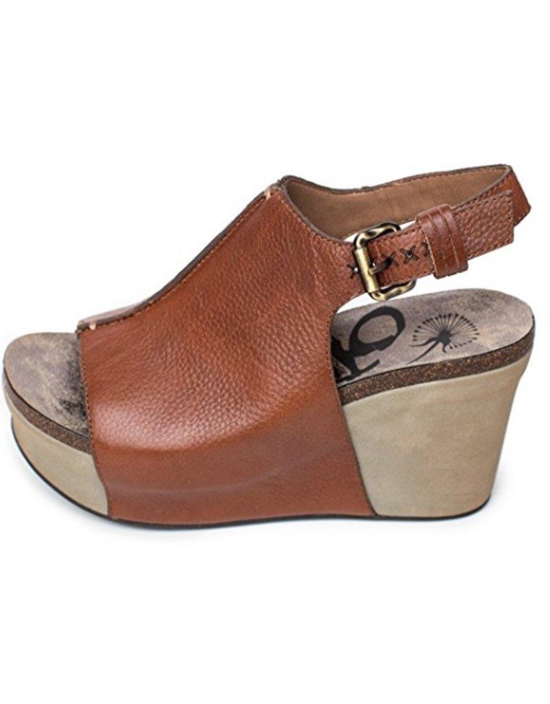 Consolidated Shoe Co. Jaunt Wedge OTBT, Mocha
