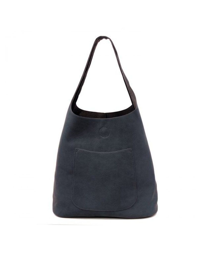 JOY Accessories Satchel in Dark Navy