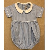 DUC Star/Sweet Dreams Blue Gingham Bubble by Sweet Dreams