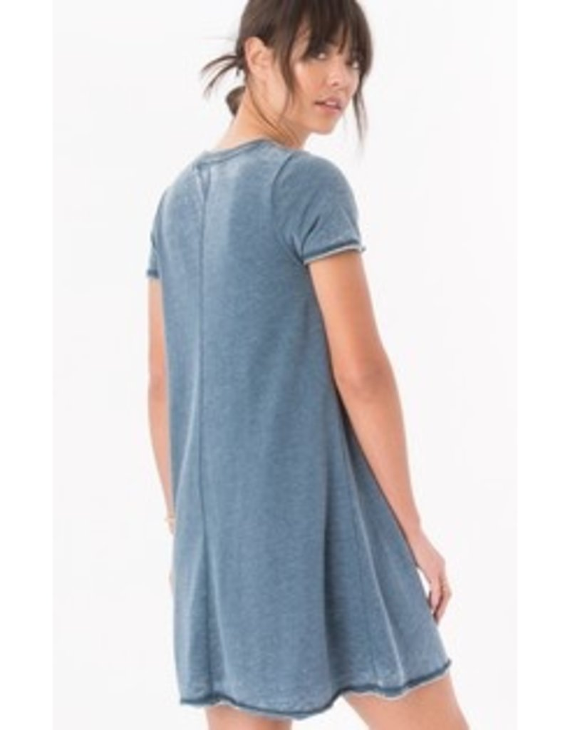 Z Supply The Front Zip Swing Dress ( Tempo Dress )