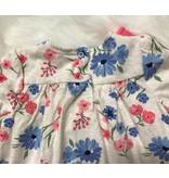Little Me Pink Floral Tunic/Legging Set by Little Me