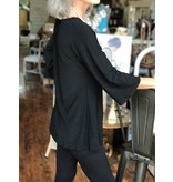 Ronnie Salloway Simple Black Top