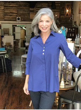 Ronnie Salloway Button Back Tunic