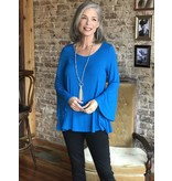 Mountain Mamas Mountain Mamas Essential Tunic with Flared Sleeves