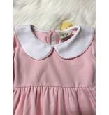ACVISA Knit Dress with Peter Pan Collar by Luigi