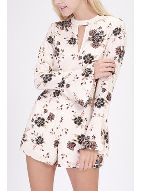 HYFVE Long Sleeve Romper