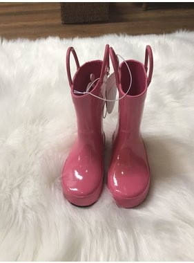 Trimfoot Pink Rain boots by Trimfoot