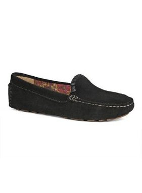 Jack Rogers Taylor Suede Flat by Jack Rogers
