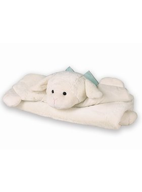Bearington Collection Lamby Belly Blanket by Bearington  Collection