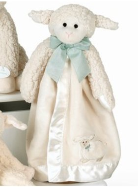 Bearington Collection Lamby Snuggler by Bearington Collection