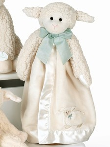 Bearington Collection Lamby Snuggler by Bearington Collection