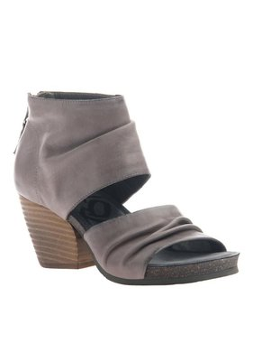 Consolidated Shoe Co. OTBT Patchouli Stacked Heel Sandal