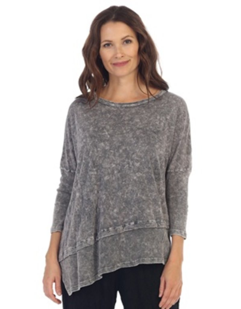 Jess & Jane Mineral thermal contrast tunic
