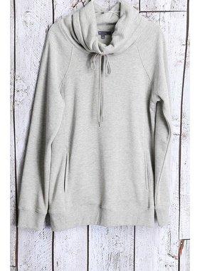 La Vida Long Sleeved Hooded Sweater