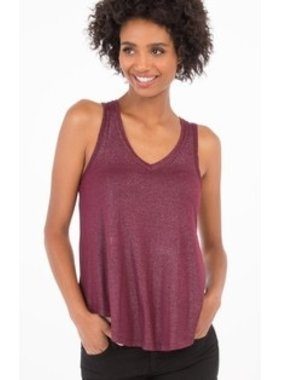Z Supply The Shimmer Swing Tank