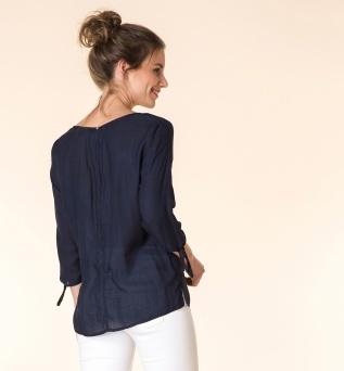 Buur Fashion Deep Blue Tunic