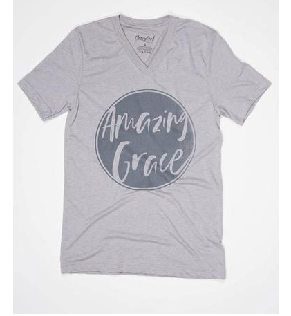Crazy Cool Threads Amazing Grace Tee
