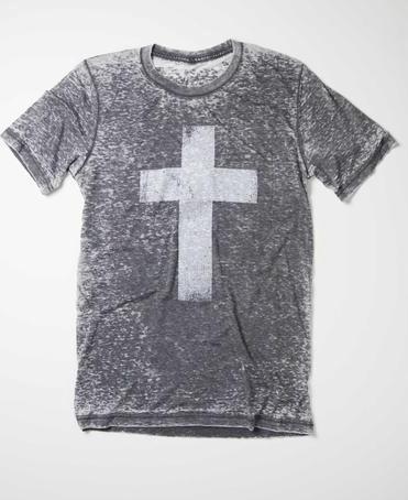 Crazy Cool Threads Cross T-Shirt