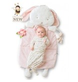 Bunnies by the Bay Blossom Bunny Pillow Play Mat 3 in 1 by Bunnies by the Bay