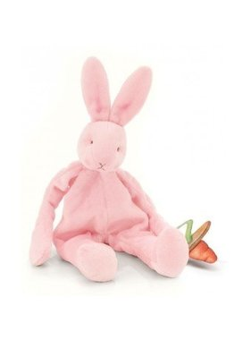 Bunnies by the Bay Blossom's Silly Buddy - Pink by Bunnies by the Bay