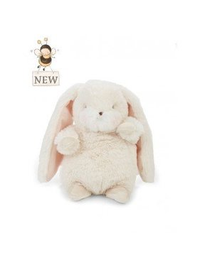 """Bunnies by the Bay Tiny Nibble Bunny - 8"""" - Cream by Bunnies by the Bay"""