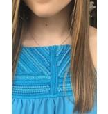 Buddy Love Wholesale Coronado Dress in Turquoise
