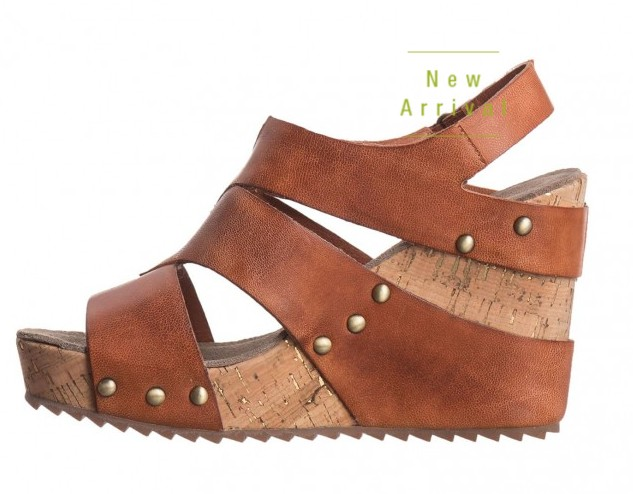 Antelope Tobacco Double Cuts Wedge