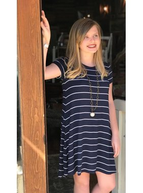 Z Supply THe Pencil Striped Dress