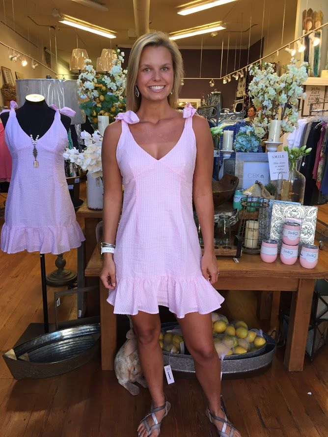 House Of Quirky Gables Frill Dress