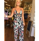 House Of Quirky Aloha Cove Jumpsuit