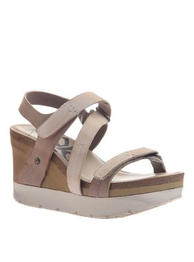 Consolidated Shoe Co. Wavey Wedge by OTBT